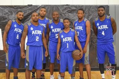 Atlanta Entertainment Basketball League